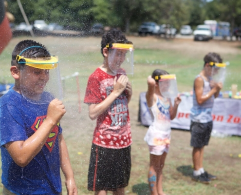 Water Games for Outdoor Events