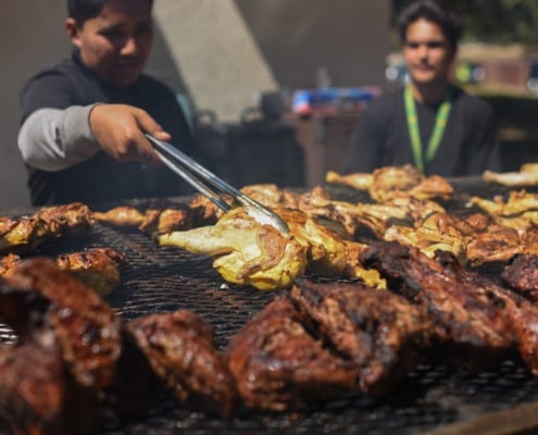 BBQ Catering for Company Outing in Los Angeles