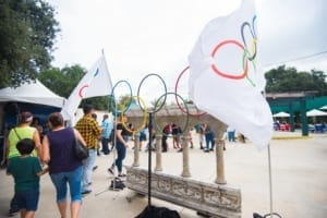 Olympics Themed Picnic