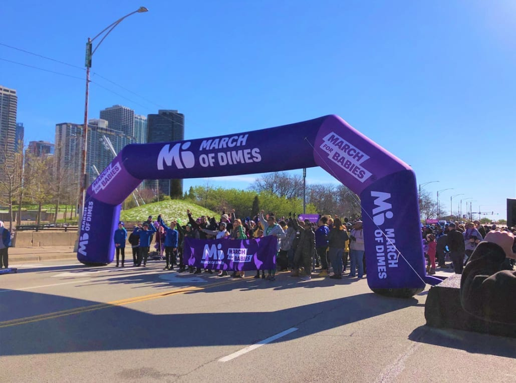 March of Dimes Chicago